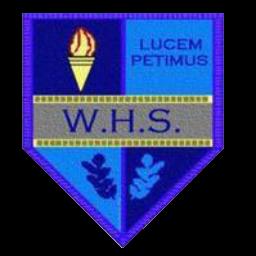 Webster's High School Logo