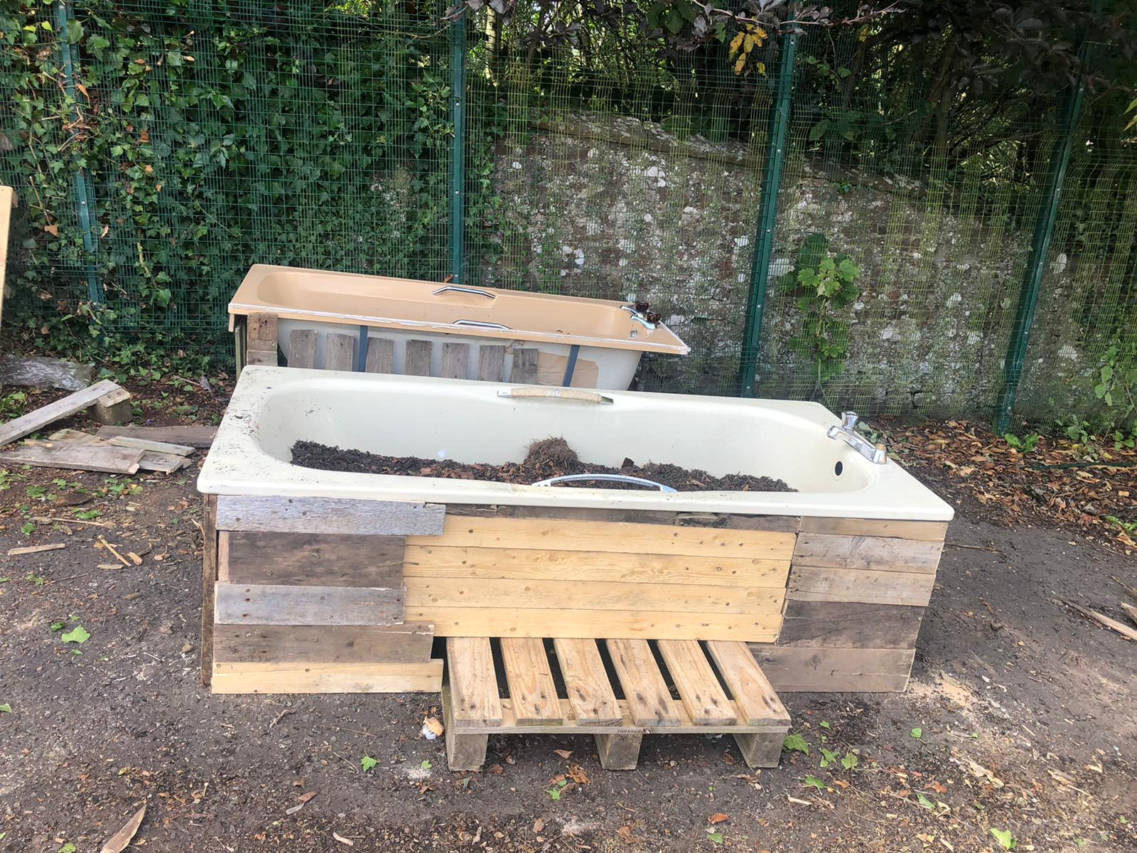 Southmuir Primary Wormery