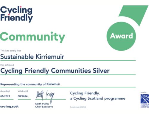 Cycling Friendly Community Award