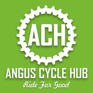Angus Cycle Hub Logo