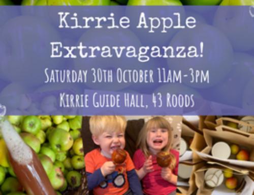 Kirrie Apple Extravaganza